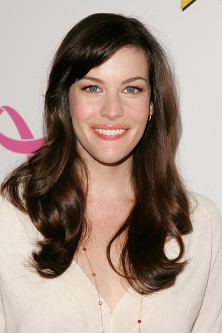 Liv Tyler at the launch of Emergen-C Pink.