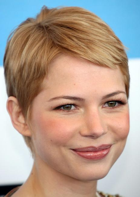 Michelle Williams at the Film Independent's 2007 Spirit Awards.