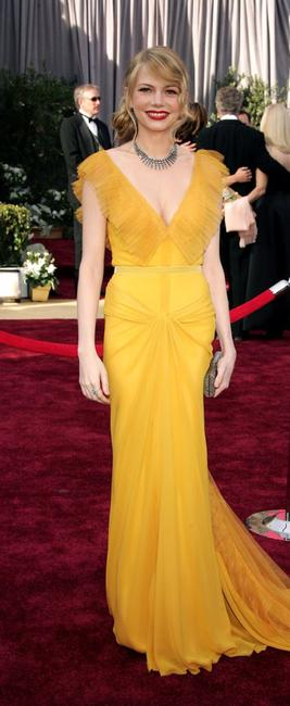Michelle Williams at the 78th Annual Academy Awards.