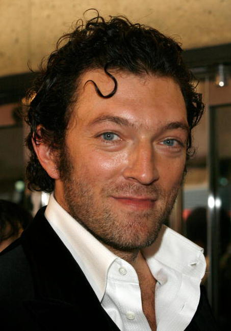 Vincent Cassel at the TIFF 2007 for