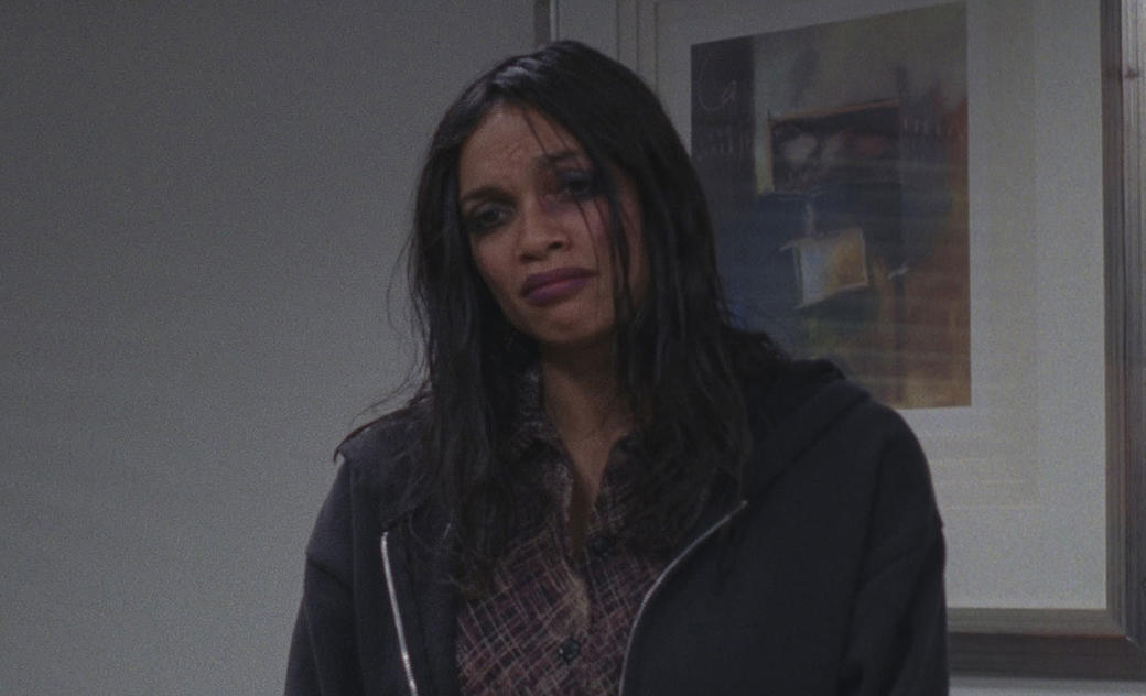 Rosario Dawson as June Bailey in