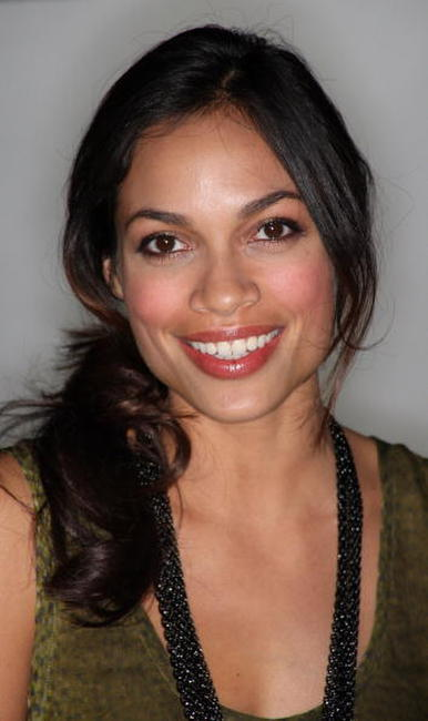 Rosario Dawson at the