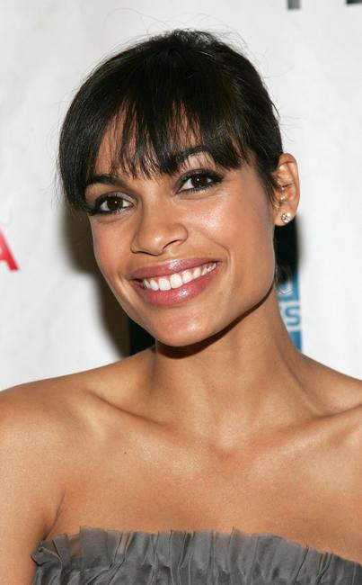Rosario Dawson at the premiere of