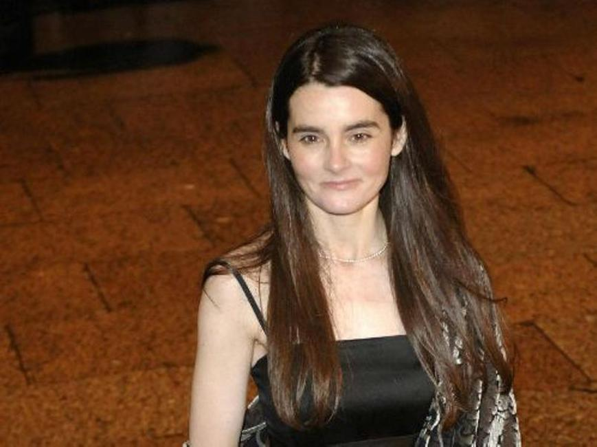 Shirley Henderson at the world premiere of