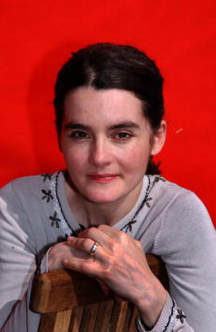 Shirley Henderson at the 55th Cannes Film Festival.
