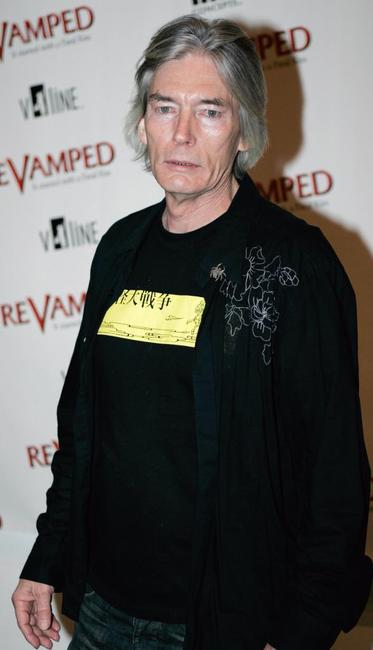 Billy Drago at the screening of