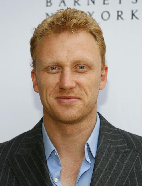 Kevin McKidd at a cocktail reception to celebrate the DVD release of