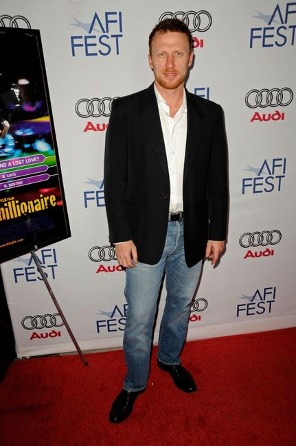 Kevin McKidd at the 2008 AFI FEST Tribute to Danny Boyle.