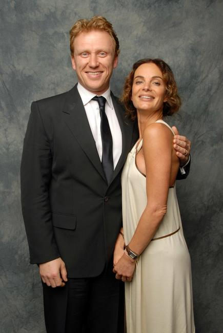 Kevin McKidd and Gabrielle Anwar at the 10th Annual Costume Designers Guild Awards.