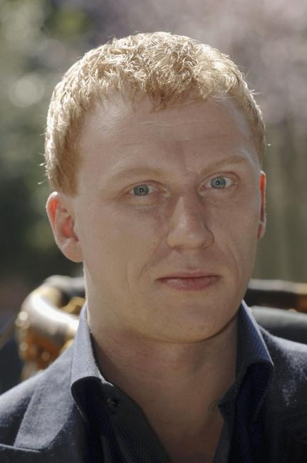 Kevin McKidd at the Italy photocall of