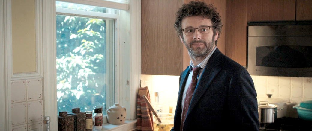 Michael Sheen as Mark in