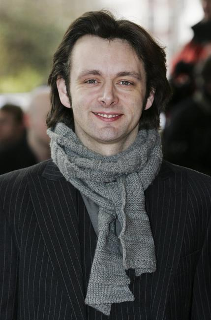Michael Sheen at the South Bank Show Awards.