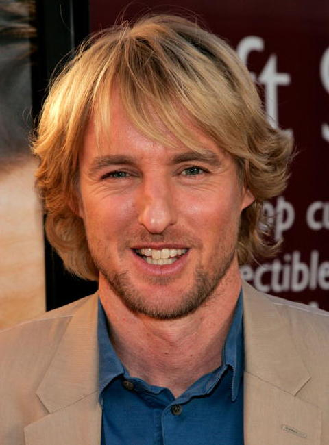 "Owen Wilson at the premiere of ""You, Me & Dupree"" in Hollywood."
