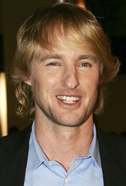 "Owen Wilson at ""The Life Aquatic with Steve Zissou"" premiere in New York City."