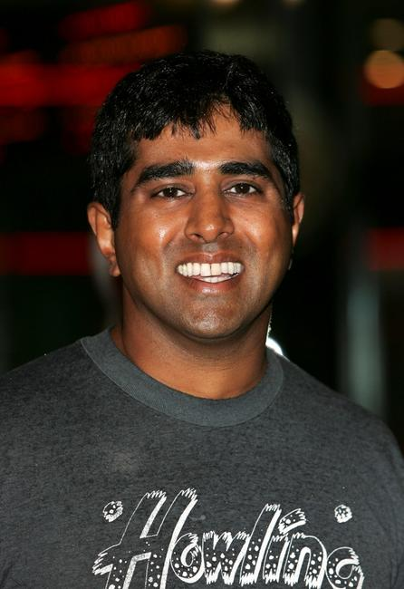 Jay Chandrasekhar at the UK premiere of