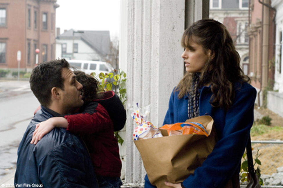 Mark Ruffalo as Brian and Amanda Peet as Stacy in