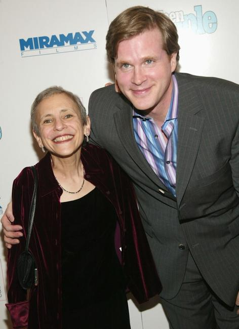 Cary Elwes and Writer Gail Carson Levine at the
