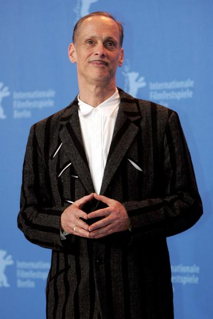 John Waters at the press conference to promote the movie