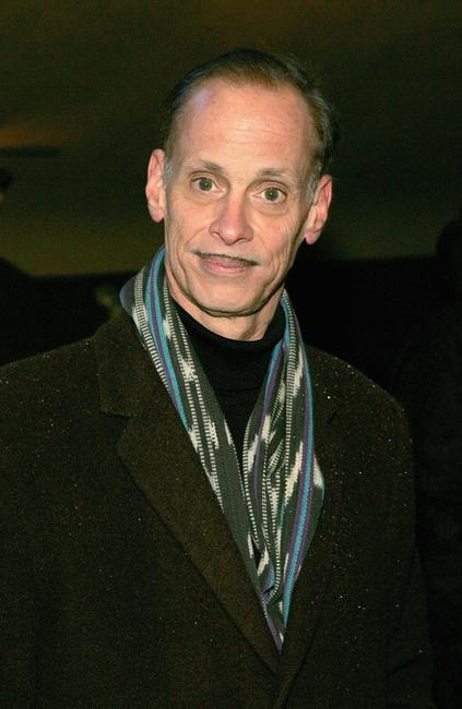 John Waters at the premiere of