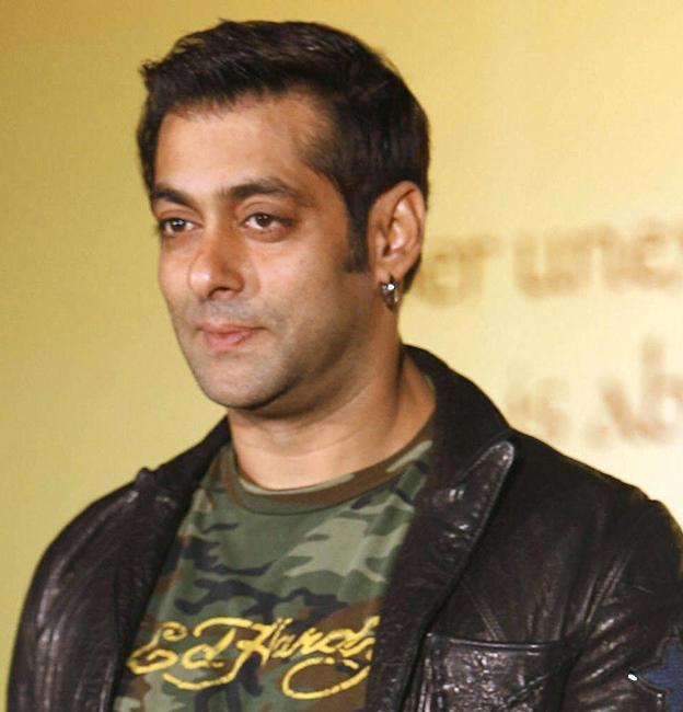 Salman Khan at the launch of