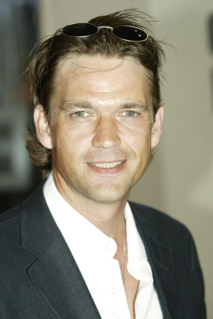 Dougray Scott at the premiere of