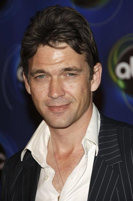 Dougray Scott at the ABC Winter Press Tour All Star Party.
