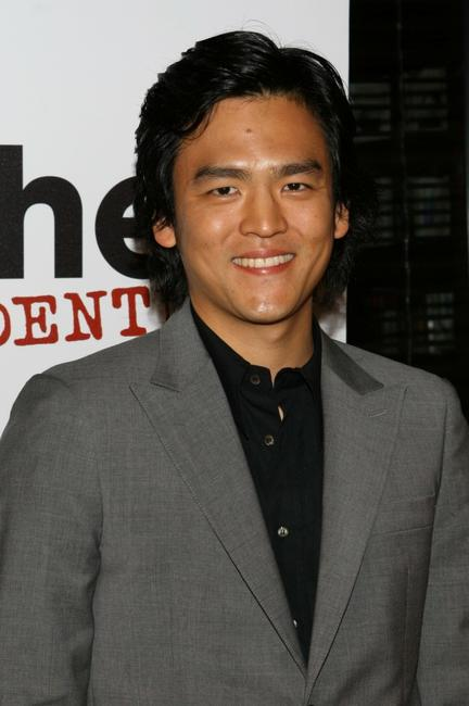 John Cho at the premiere party of