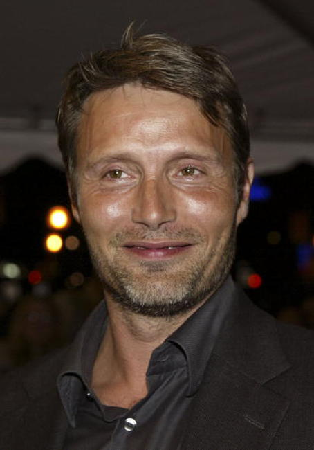 Mads Mikkelsen at the TIFF gala screening of
