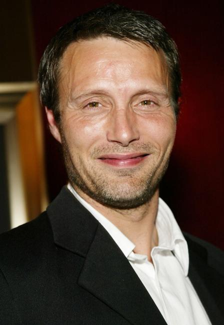 Mads Mikkelsen at the world premiere of