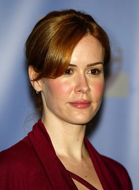 Sarah Paulson at the ABC-TV's All-Star Party.