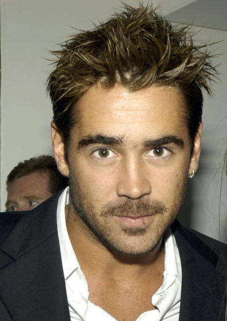 Colin Farrell at the Special Olympics Ceremony in Ireland.
