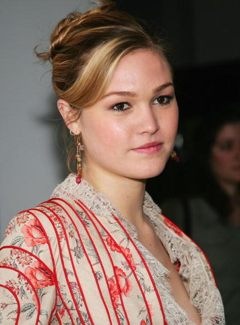 Julia Stiles at the Whitney Museum in New York.