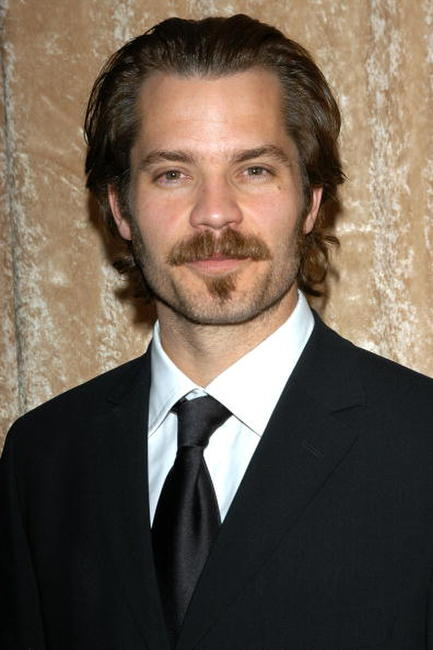 Timothy Olyphant at the HBO Golden Globe After Party in Beverly Hills.