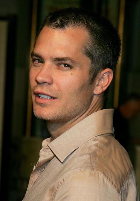 "Timothy Olyphant at the premiere of ""Borat: Cultural Learnings Of America"" in Hollywood."