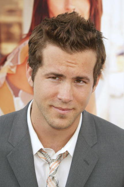 Ryan Reynolds at the Young Hollywood Awards.
