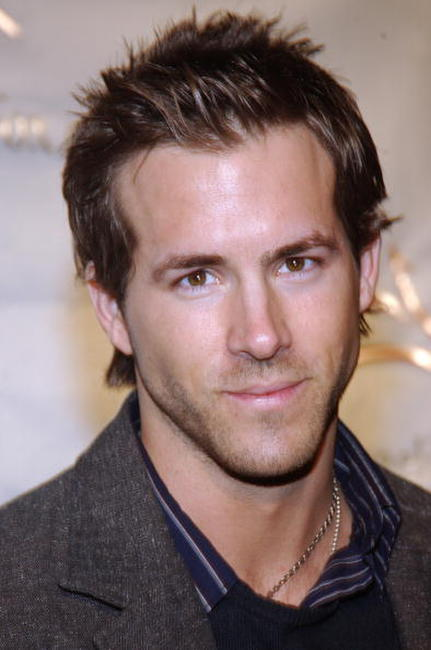 Ryan Reynolds at the benefit evening for the Michael J. Fox Foundation for Parkinsons Research.