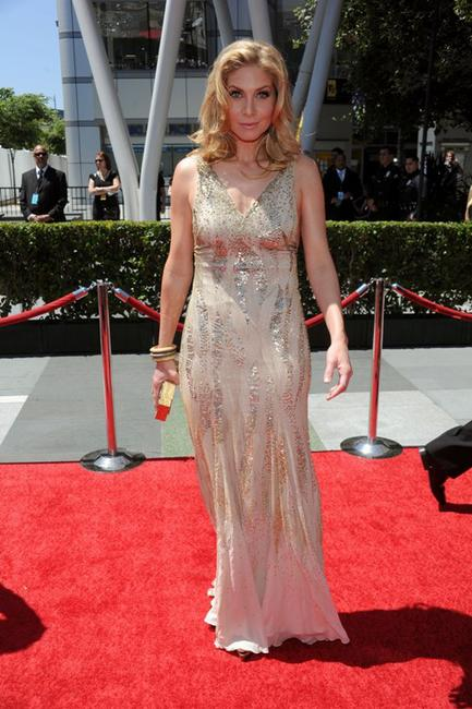 Elizabeth Mitchell at the 62nd Primetime Creative Arts Emmy Awards.