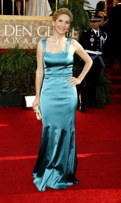 Elizabeth Mitchell at the 64th Annual Golden Globe Awards.