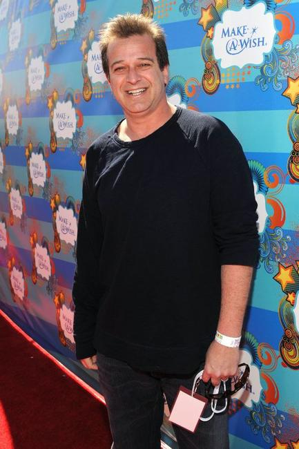 Allen Covert at the Make A Wish Foundation event.
