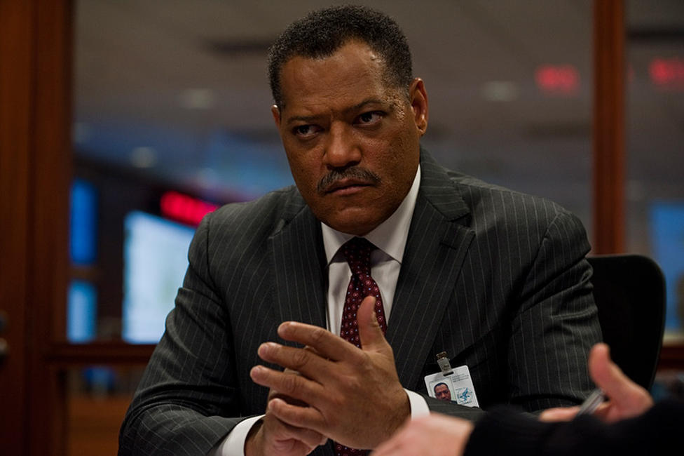 Laurence Fishburne as Dr. Ellis Cheever in