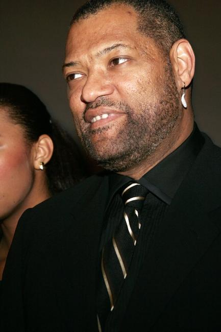 Laurence Fishburne at the National Dream Gala.