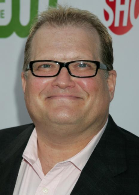 Drew Carey at the CW/CBS/Showtime/CBS Television TCA party.