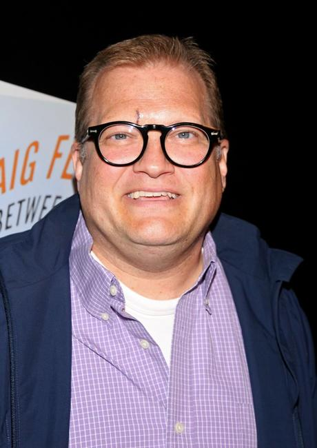 Drew Carey at the launch party for Craig Ferguson's novel
