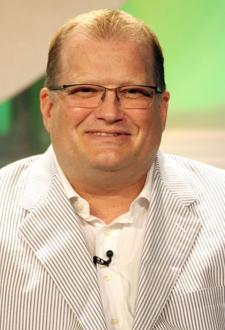 Drew Carey at the television show