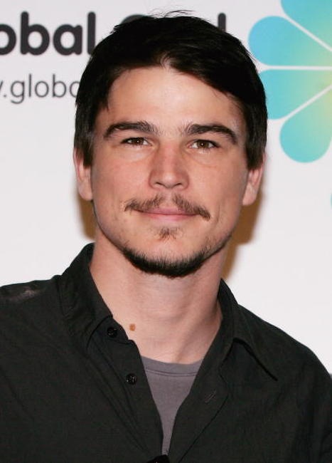 Josh Hartnett launches Global Cool at The British Museum in London.