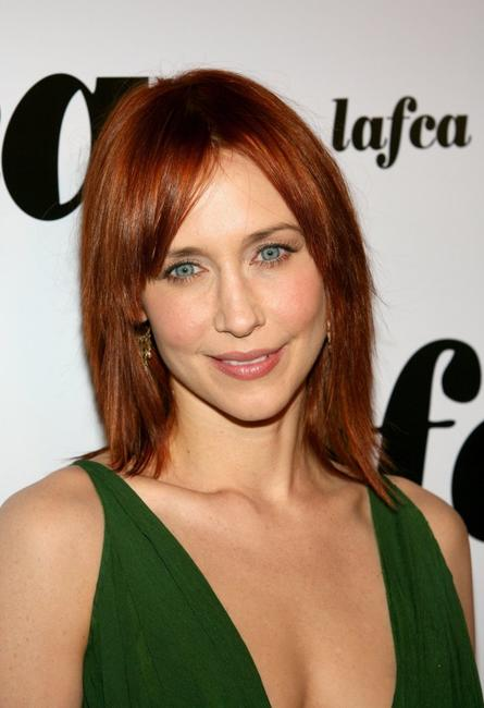 Vera Farmiga at the 31st Annual Los Angeles Film Critics Association Awards.
