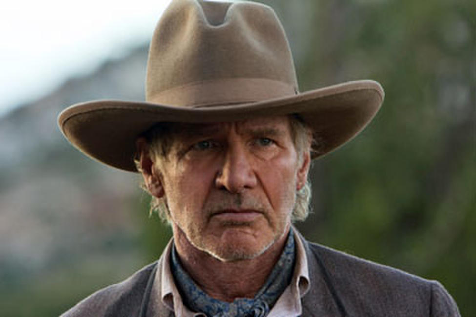 Harrison Ford as Col. Woodrow Dolarhyde in