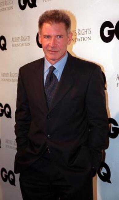 Harrison Ford at the GQ Magazine party celebrating the March issue of the