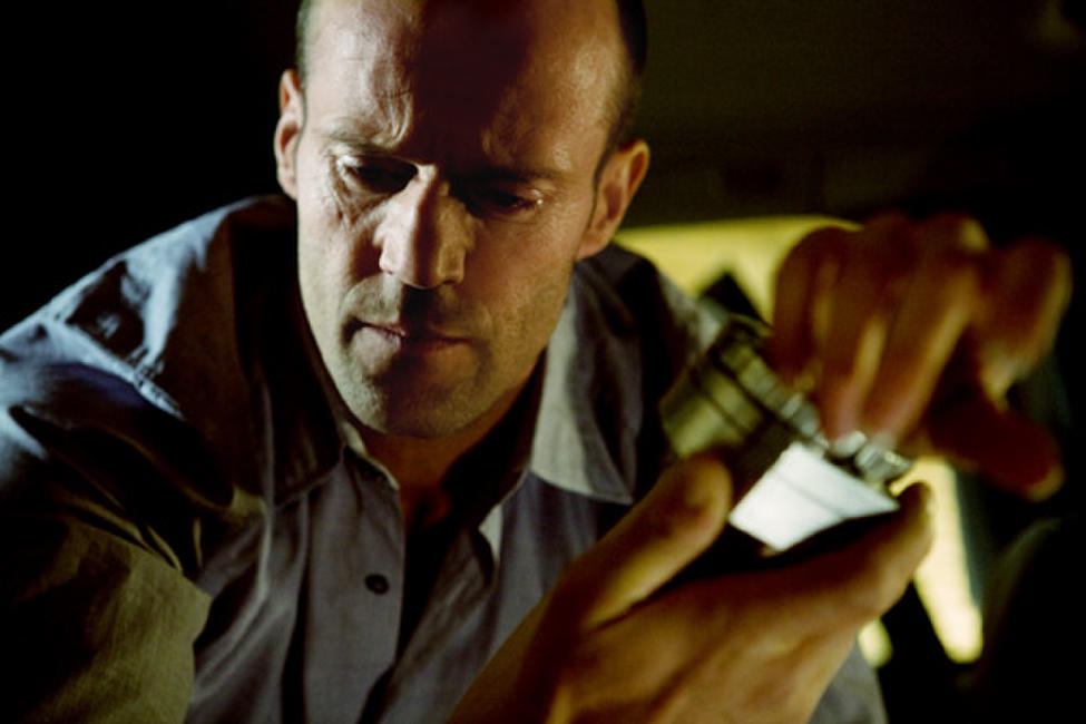 Jason Statham as Frank Martin in
