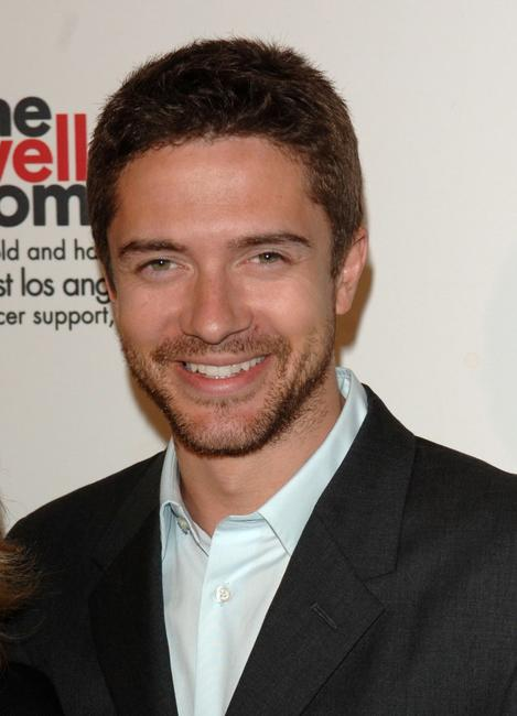 Topher Grace at the
